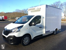 Renault Trafic L1H1 125 DCI used positive trailer body refrigerated van