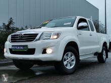Toyota HiLux 2.5 d-4d sx xtra cab 4w utilitaire plateau occasion