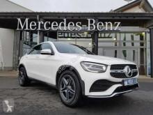 Voiture coupé cabriolet Mercedes GLC 300d COUPÈ+AMG+MBUX+LED+SPUR +TOTW+NAVI+LEDE