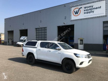 Toyota HiLux DC utilitaire benne standard occasion