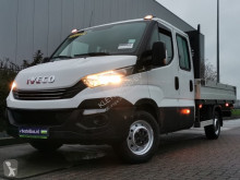 Iveco Daily 35 S 120 hi-matic, dubbe used flatbed van