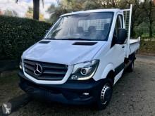 Mercedes Sprinter 516 CDI utilitaire benne standard occasion