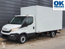 Iveco cargo van Daily 35S16 / Koffer / LBW / Saxas