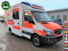 Mercedes Sprinter 519 CDI KLIMA Krankenwagen used ambulance