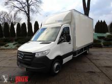 Furgon dostawczy Mercedes SPRINTER514 KONTENER WINDA 8 PALET KLIMATYZACJA TEMPOMAT [ 4706