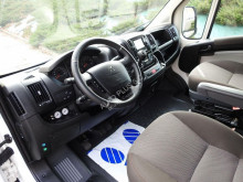 Savojský užitkový vůz Peugeot BOXERSKRZYNIA PLANDEKA 8 PALET WEBASTO KLIMATYZACJA TEMPOMAT PN