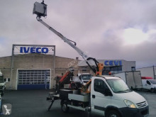 Iveco telescopic articulated platform commercial vehicle Daily 35S10