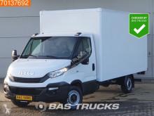 Iveco Daily 35S16 160PK Laadklep Airco Euro6 Bakwagen Koffer Meubelbak 18m3 A/C gebrauchter Kastenaufbau Nutzfahrzeug für große Volumen