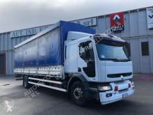 Renault ponyvával felszerelt plató teherautó Premium Premium 250 18 E2
