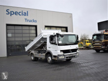 Mercedes three-way side tipper van K 3 Seiten Meiller kipper
