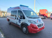 Furgoneta ambulancia Fiat Ducato 3.5 MH2 2.3 150MJT *4 units, new engine*