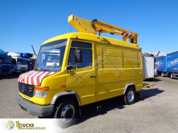 Mercedes 814 + EURO 2 MANUAL used other van