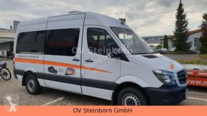 Mercedes Sprinter 9 Sitzer ViP Schlafsessel Rolli Taxi minibus usado