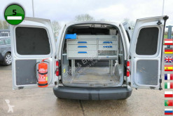 Volkswagen Koffer Caddy 1.6 TDI KLIMA Werkstatt Sortimo Sitzheizun