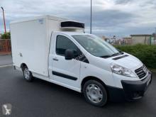 Fiat negative trailer body refrigerated van Scudo