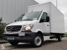 Furgoneta Mercedes Sprinter 313 bakwagen + laadklep furgoneta caja gran volumen usada
