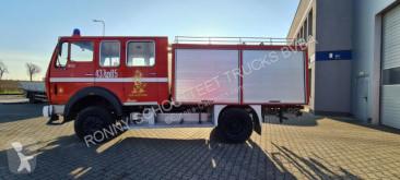 Lastbil Mercedes - 1017 4x4 SHD brandkår ny