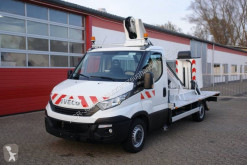 Iveco telescopic articulated platform commercial vehicle Daily 35S13