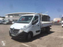 Renault Master 165 DCI utilitaire benne standard occasion