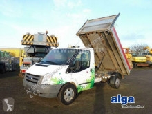 Ford Transit 140T350 4x4, Allrad,Hinterkipper,3. Sitz utilitaire benne occasion