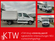 Mercedes Sprinter 314 CDI DOKA Pritsche,Klima,EURO6 tweedehands bestelwagen met zeilwanden