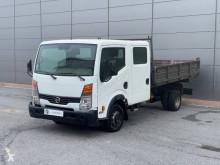 Furgoneta Nissan Cabstar 35.13 furgoneta volquete volquete trilateral usada