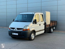 Renault Master 2.5 DCI 120 utilitaire plateau ridelles occasion