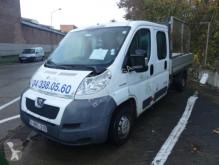 Utilitaire benne Peugeot Transporter