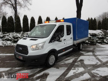 Ford TRANSIT  used curtainside van