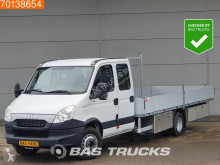 Utilitaire plateau Iveco Daily 70C17 3.0 Open laadbak XXL 530cm lang Pritsche Double cabin Towbar