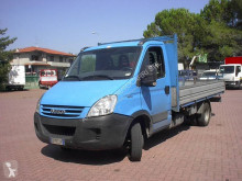 Iveco Daily 35C10 used dropside flatbed van