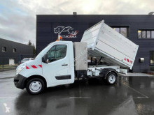 Utilitaire benne Renault Master 165 DCI