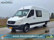 Mercedes Sprinter 513 CDI L3 H2 DC - 130 Pk fourgon utilitaire occasion