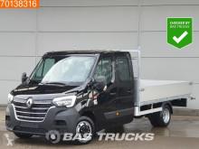 Renault flatbed van Master 2.3DCI 165PK Open laadbak Dubbellucht 3500kg Trekgewicht Airco A/C Cruise control
