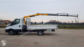 Iveco dropside flatbed van Daily 35C18