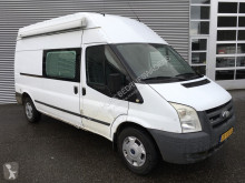 Fourgon utilitaire Ford Transit 350L 2.4 TDCI L3H3 (MARGE) RWD/Trekhaak/Airco/Luifel/Camp voorbereiding