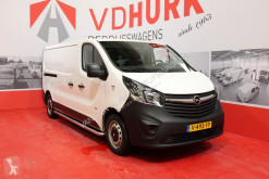 Furgoneta furgoneta furgón Opel Vivaro 1.6 CDTI L2H1 Airco/Sidebars/Cruise