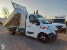 Utilitaire benne Renault Master DCI 165 Benne + Coffre