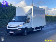 Carrinha comercial caixa grande volume Iveco Daily 35S14 DOUBLE WHEEL Euro 6
