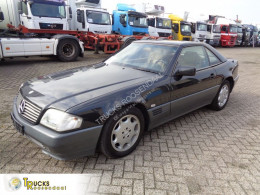 Furgoneta coche descapotable Mercedes Classe SL 300.24 + Automaat + Hard Top + FULL OPTION
