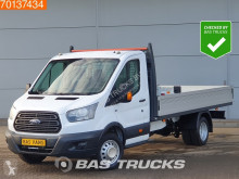 Utilitaire plateau Ford Transit 2.0 TDCI 130PK Dubbellucht Open laadbak Pickup Airco Euro6 A/C
