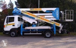 Socage used articulated platform commercial vehicle