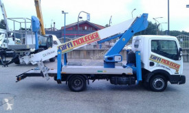 Socage used telescopic platform commercial vehicle