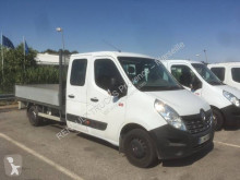 Renault dropside flatbed van Master Traction 135.35