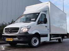 Furgoneta Mercedes Sprinter 316 bakwagen + laadklep furgoneta caja gran volumen usada