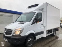 Mercedes Sprinter 516 CDI used negative trailer body refrigerated van