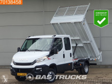 Utilitaire benne Iveco Daily 35C14 Kipper dubbel cabine 3500kg trekhaak Benne Tipper A/C Double cabin Towbar Cruise control