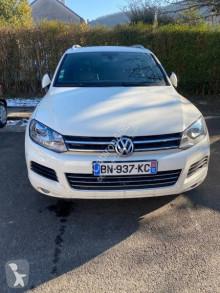 Voiture 4X4 / SUV Volkswagen Touareg