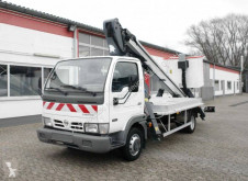 Nissan telescopic articulated platform commercial vehicle Cabstar 100.35