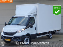 Bedrijfswagen grote bak Iveco Daily 35S18 3.0 Nieuw 490cm lang Laadklep Bakwagen XXL Zijdeur A/C Cruise control